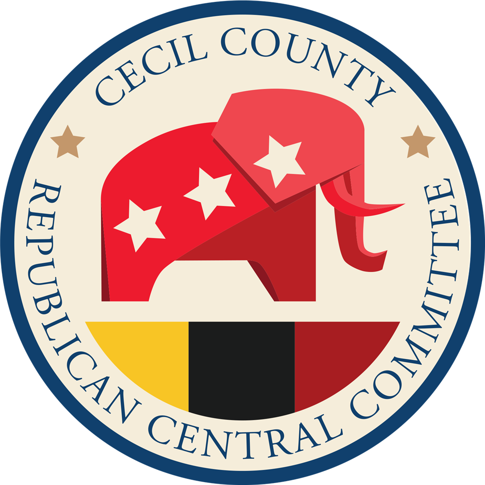 Cecil County Republican Central Committee Logo